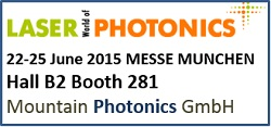 Laser World of Photonics-2015