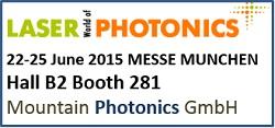 Laser World of Photonics-2015