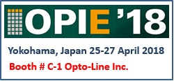 Prizmatix at OPIE-2018-Japan